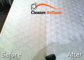 Before After Mattress Cleaning